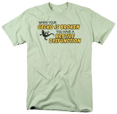 Gecko is Broken