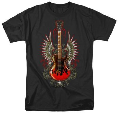 Winged Guitar