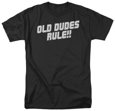 Old Dudes Rule!