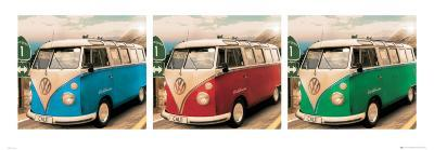 VW Camper Route One