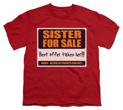 Youth: Sister for Sale
