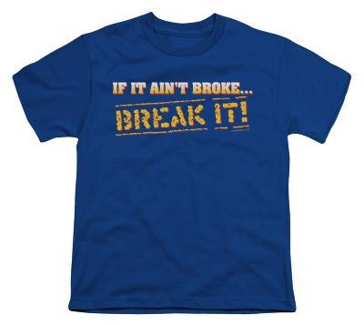 Youth: Break It