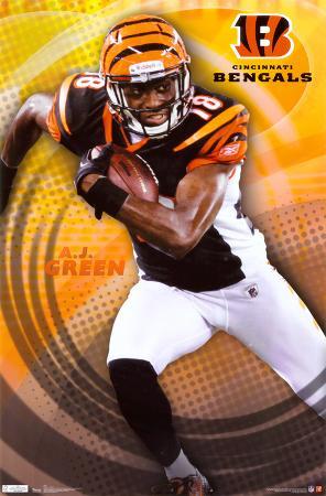 Bengals - A.J. Green 2011