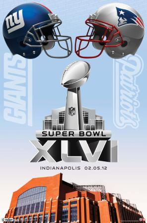 2012 Super Bowl - Event