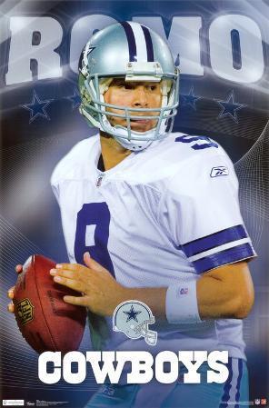 Cowboys - T Romo 2011