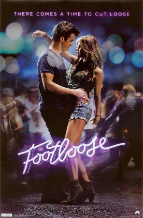 Footloose - One Sheet