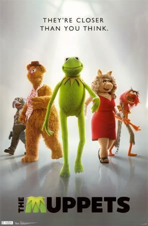 Muppets - Group