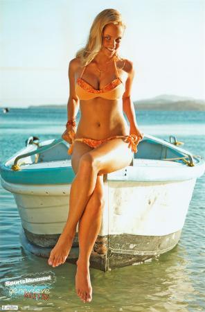 Sports Illustrated - Genevieve