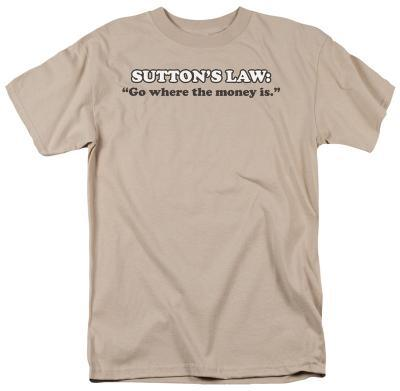 Sutton's Law