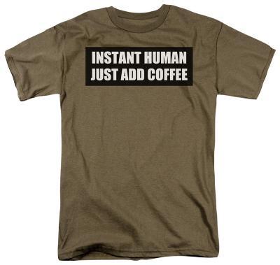 Instant Human