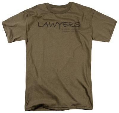 Lawyers Do It As Long As You Can Pay
