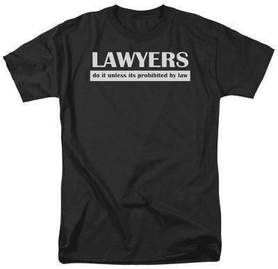 Lawyers Do It By Law