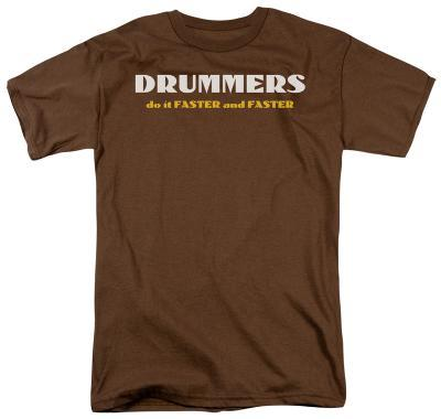 Drummers Do It