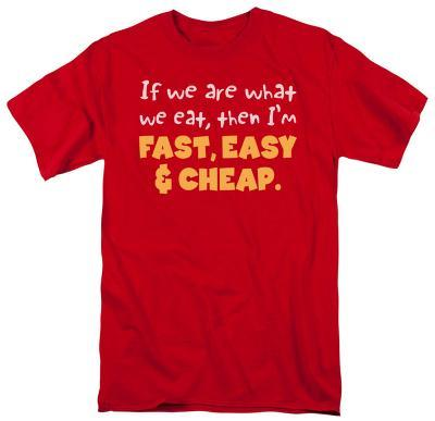 Fast, Easy & Cheap