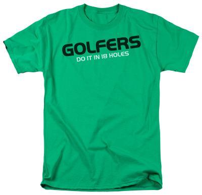 Golfers Do It