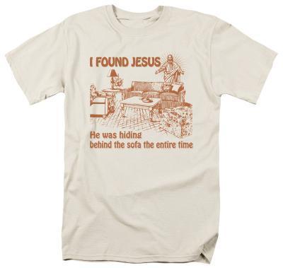 I Found Jesus