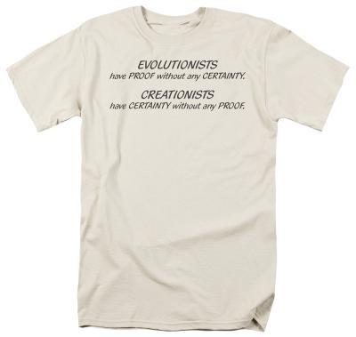 Evolitionists Creationists
