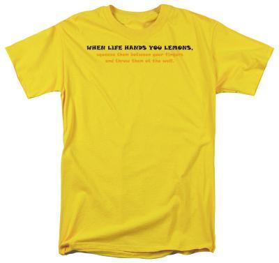 Life Hands You Lemons