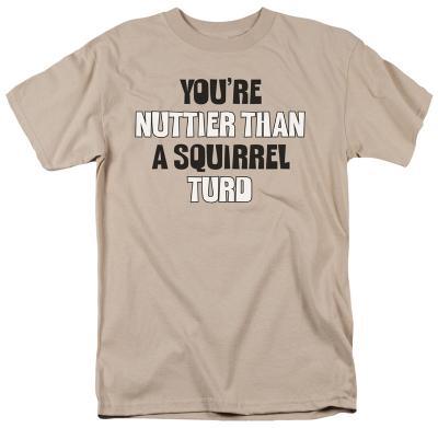 You're Nuttier