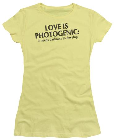 Juniors: Love is Photogenic
