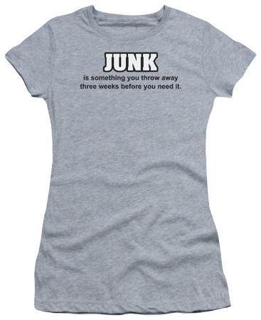 Juniors: Junk