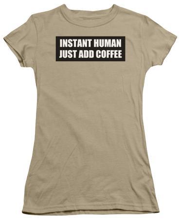 Juniors: Instant Human