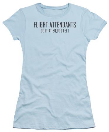 Juniors: Stewardesses Do It