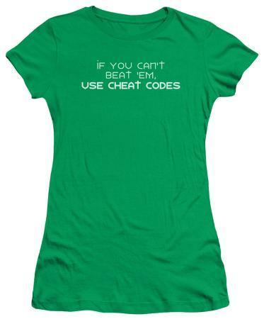 Juniors: Cheat Codes