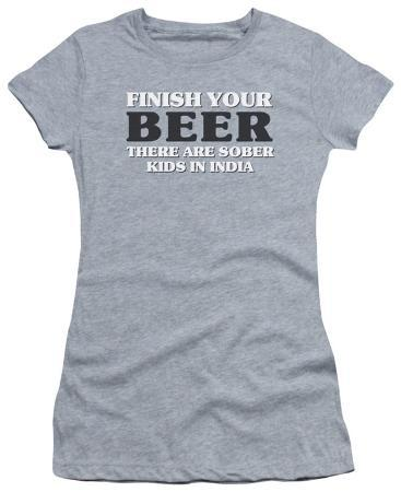 Juniors: Finish Your Beer