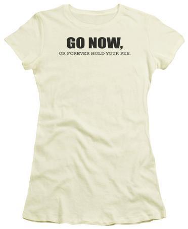 Juniors: Go Now