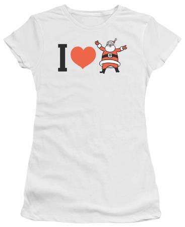 Juniors: I heart Santa