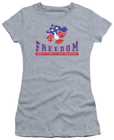 Juniors: Freedom