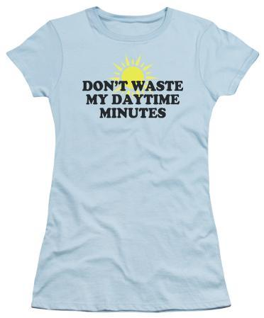 Juniors: Don't Waste Minutes