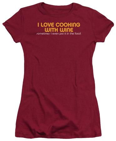 Juniors: Cooking with Wine