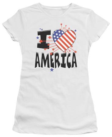 Juniors: I Heart America