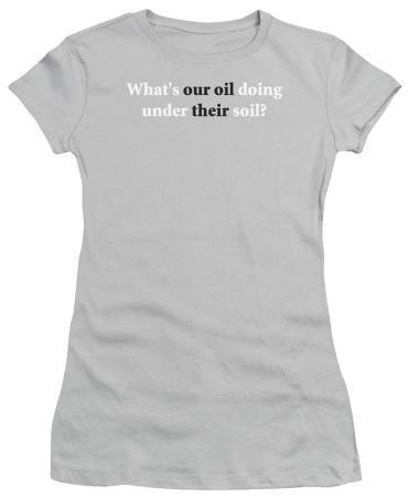 Juniors: Our Oil