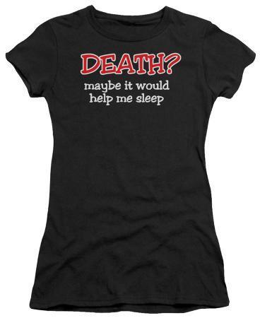 Juniors: Death
