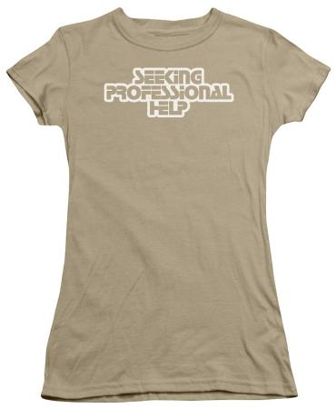 Juniors: Professional Help