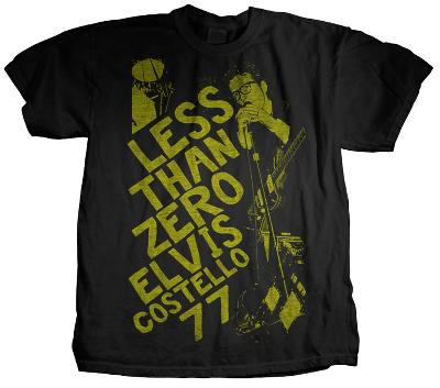 Elvis Costello- Less Than Zero '77