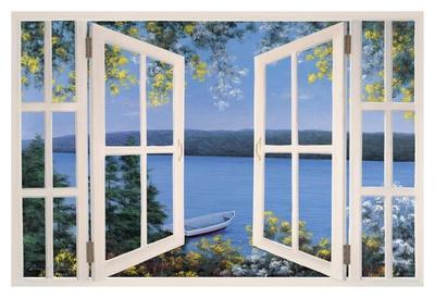 Island Time with Window