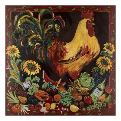 Wine and Rooster