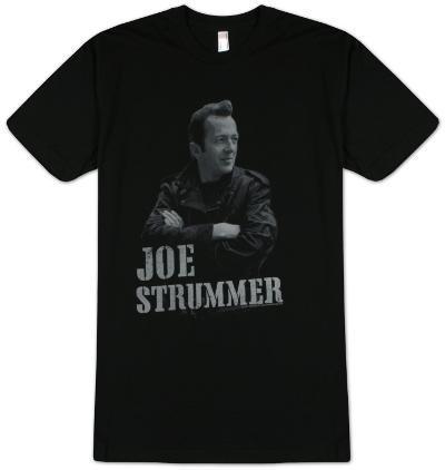 Joe Strummer - Leather Jacket