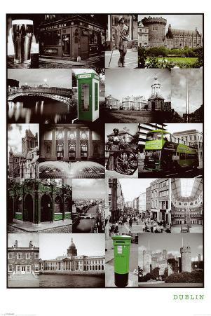 Dublin (Collage)