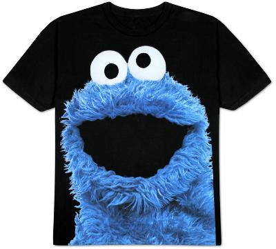 Sesame Street - Big Photo Cookie