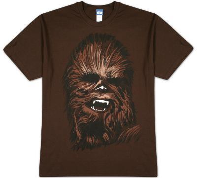 Star Wars - Chewy Face