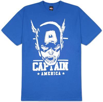 Captain America - Sketch Capt