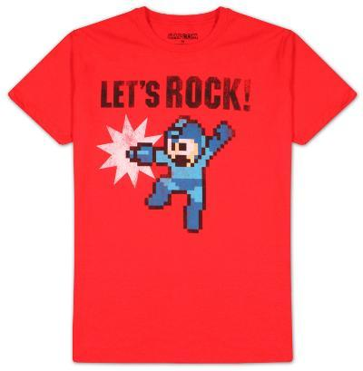 Mega Man - Let's Rock