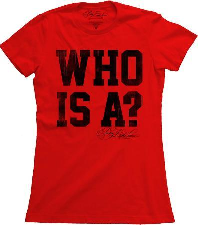 Juniors: Pretty Little Liars - Who Is A?