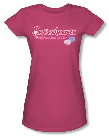 Juniors: Necco - Sweethearts Logo