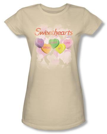 Juniors: Necco - The Offical Candy of Love